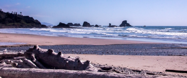The Cannon Beach of Mind's Eye