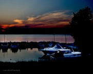 Sunset - Gills Rock
