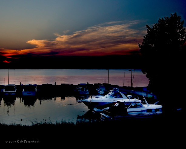 Door County - Gills Rock Sunset