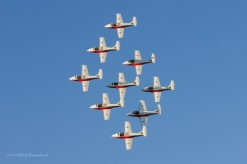 Royal Canadian Air Force Snowbirds