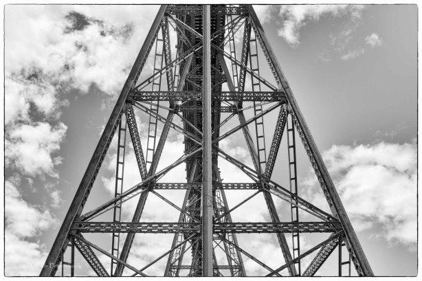 Detail from Span 27 Trestle Bridge