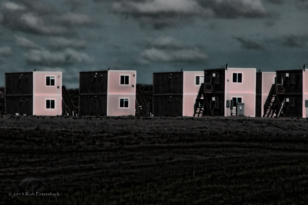 Luxury Housing - ND Oil Boom