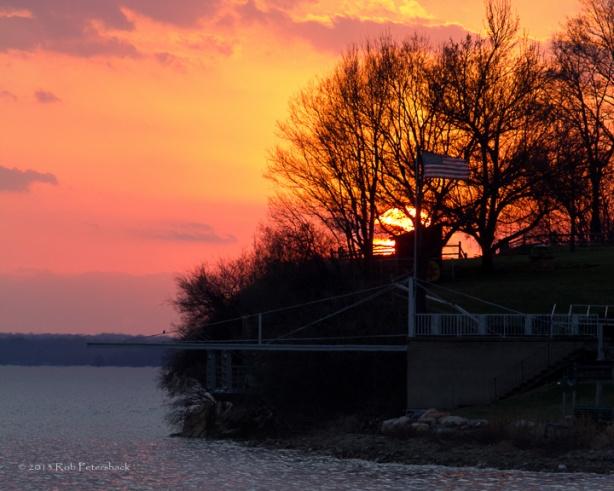 Mendota Sunset 25