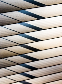 Shadows on Wooden Slats