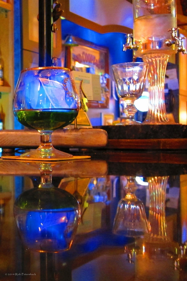 Reflection on Absinthe