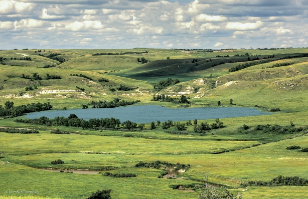 Rolling Hills of North Dakota