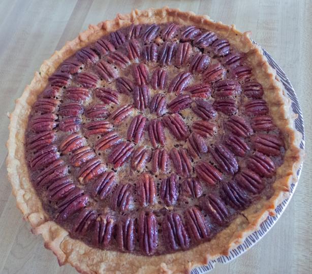 Bruce's Pecan Pie
